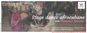 stage danze afrocubane